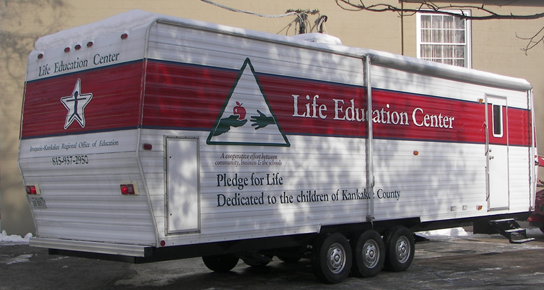 Life Education Center Mobile Unit