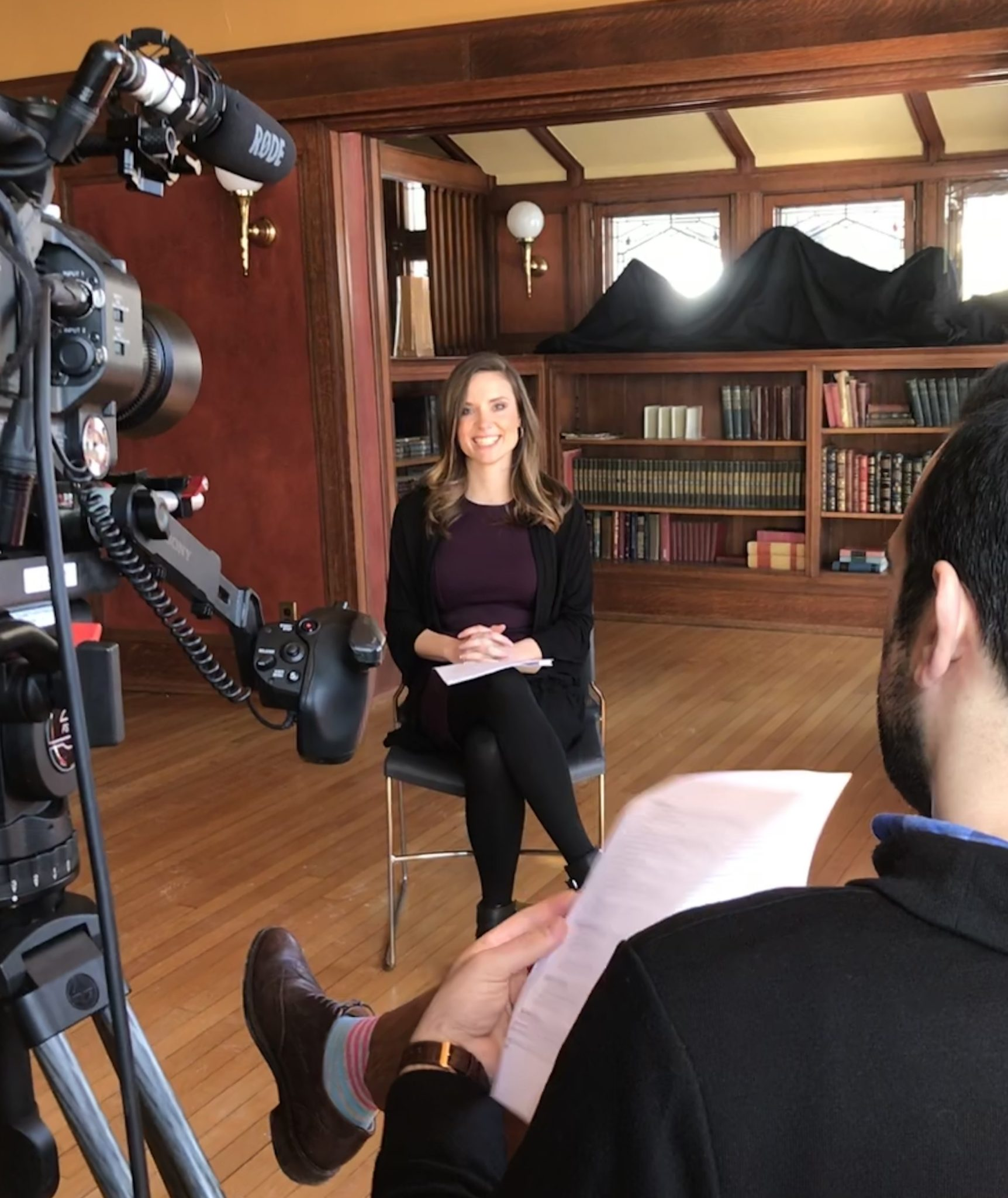 Kate Reed Interview
